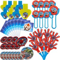 Avengers Loot Bag Filler Set 6pc