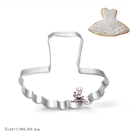 Ballerina Cookie Cutter EA