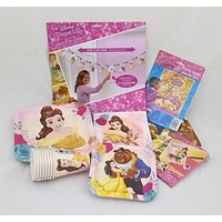 "Beauty & The Beast ""Deluxe"" Party Pack for 8"