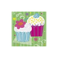 Little Chefs Lunch Napkins  - Packet of 16