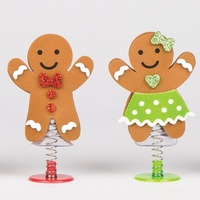 Gingerbread Jump-up Kit - Set of 6
