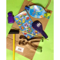 Construction - Design your own Party Bag