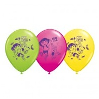 Dora Latex Balloon - EACH