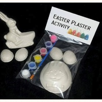 Easter Plaster & Paint Set