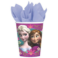 Frozen Paper Cup - 8 Pack