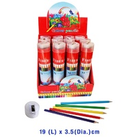 Colour Pencil 12 pce set