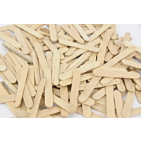 Natural Craft Stick - 50 pack