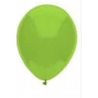 Balloon 30cm Helium Lime Green - Ea