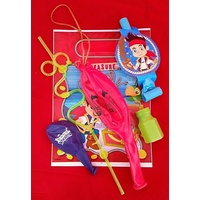 Jake & The Neverland Pirates Ready Bag - Punch Balloon