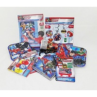 "Justice League ""Deluxe"" Party Pack for 8"