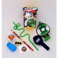 Justice League Ready Bag 1 - The Lot