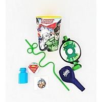 Justice League Ready Bag - Bounce