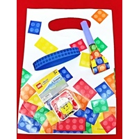 LEGO Block Party Ready Bag - Wrist Band & Eraser