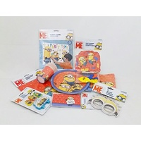 "Minions ""Ultra"" Party Pack for 8"