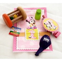 Minnie Mouse Ready Bag - Rolling Rattle