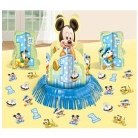 Mickey Mouse 1st Table Decorating Kit
