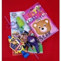 Paw Patrol Ready Bag - Felt Animal Sewing