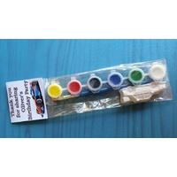 Party Favor Plaster Craft and Paint Set