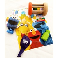 Sesame Street Ready Bag 2 - Rolling Rattle
