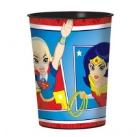 Super Hero Girl Favour Cup - each