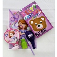 Sofia the First Ready Bag - Felt Animal Sewing