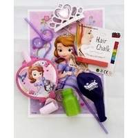 Sofia the First Ready Bag - Hair Chalk & Tiara