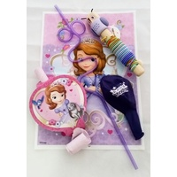 Sofia the First Ready Bag - Chineese Skipping Rope