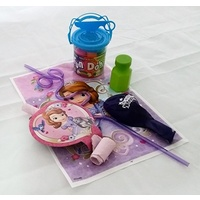 Sofia the First Ready Bag - Fun Doh