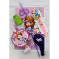 Sofia the First Ready Bag - Wooden Bookmark