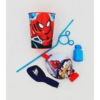 Spiderman Ready Bag - Base in Cup