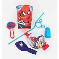 Spiderman Ready Bag - Disc Shooter in Cup