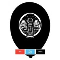 Star Wars Latex Balloons - 6pk