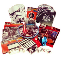 Star Wars Classic - Deluxe Party Pack for 8