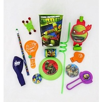 TMNT Ready Bag - The Lot!