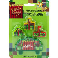 TNT Party Candles - 4 pack